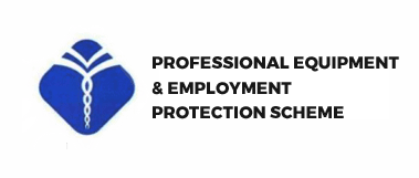 Professional equipment and employment protection scheme