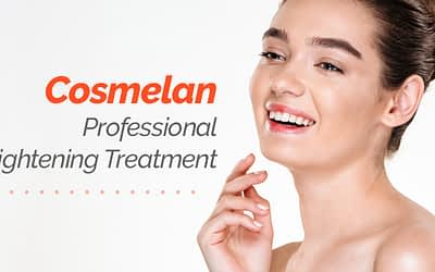 Cosmelan Skin Brightening Treatment, DAC Kochi
