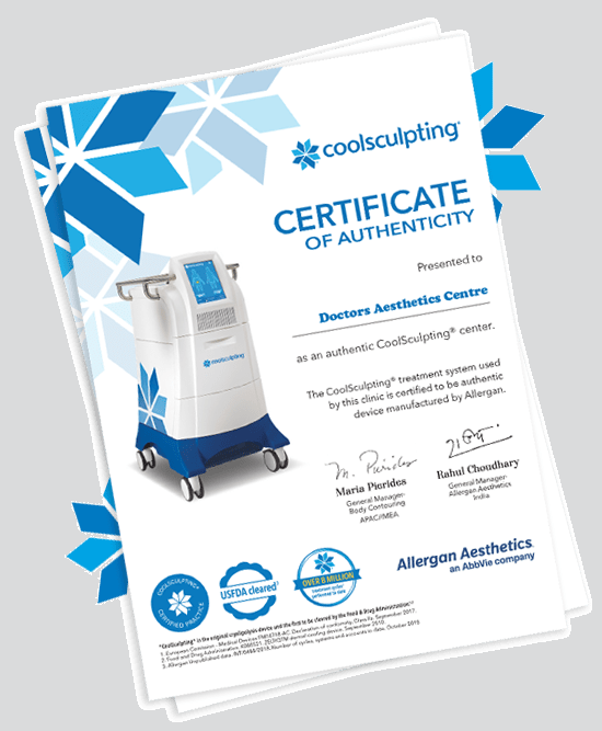 CoolSculpting Treatment Authorised Certification in Kochi