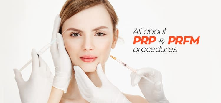 PRP treatments at DAC Kochi